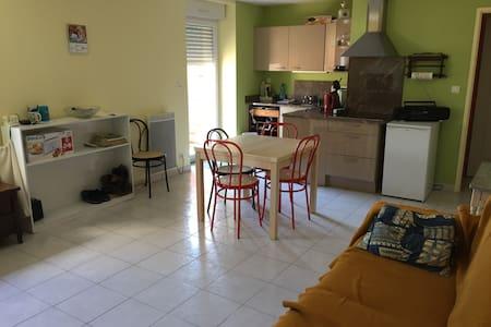 Appartement une chambre proche de Gérardmer - Daire
