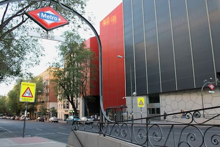 Acogedor pisito en Chamberi, muy cerca del centro. - Madrid - Apartment