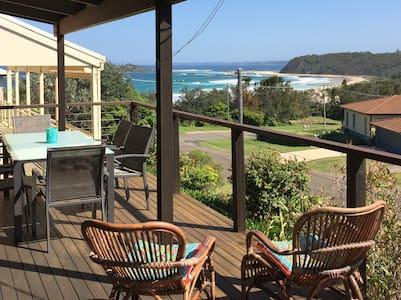 Manyana beach & Green Island views - Casa