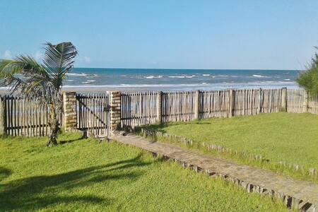 Casa na Praia em Guajiru   Trairi - Casa