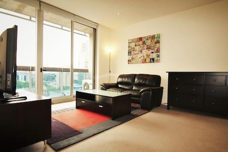 CBD Comfortable Abode 2BR Apartment