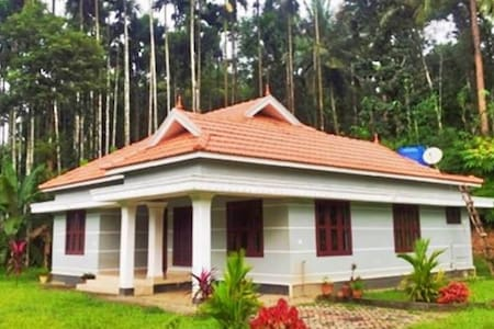 Organic Farmhouse for a homely stay - Muvattupuzha