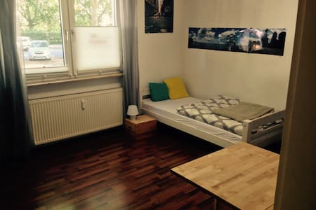 Cosy private room (21qm) in hipster-district - Appartement