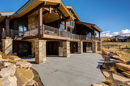 Huge & Luxurious Home in Park City - Park City - House