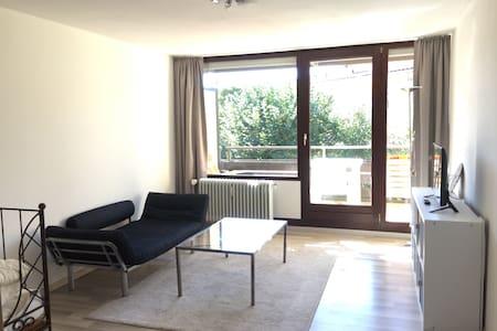 Moderne, stilvolle Wohnung - Germering - Pis
