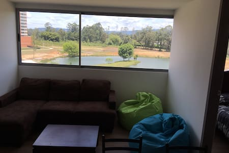 Amazing View in Rionegro , New, close to Airport - Rionegro - Wohnung