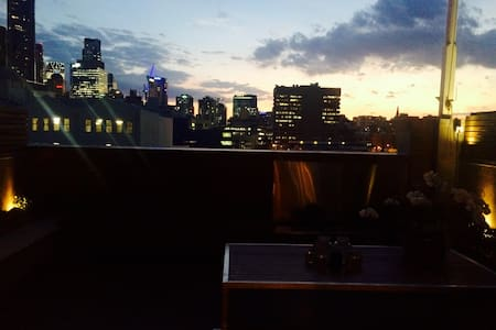 Spacious Penthouse Loft - Stunning Views - Fortitude Valley - Appartement
