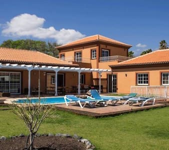 Luxury villa con 14 posti letto - Golf del sur