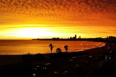 Apartment in front of the beach - Montevideo - Appartement