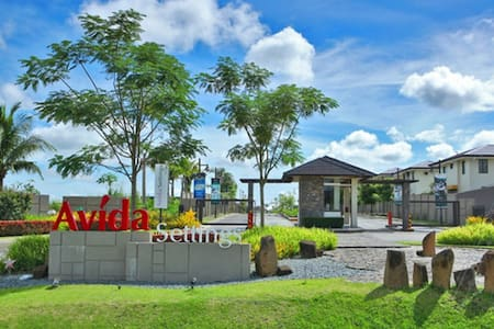 2BR 2T&B Nuvali gated-Home, Outdoor space, parking - Calamba