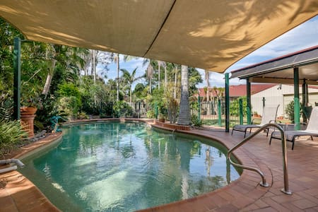 2  rooms in a surburbian tropical setting - Murrumba Downs - Bed & Breakfast
