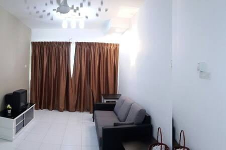 Nice Apartment nxt to Penang Bridge - Leilighet