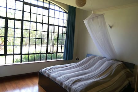 Great room for solo traveler - Nairobi - Hus