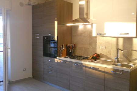 Newly renovated, Bellissimo appartamento - Ippocampo - Wohnung