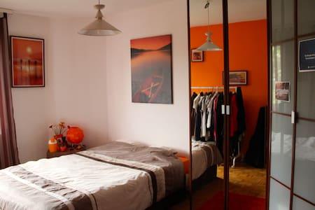 2 pièce et demi très spacieux - Apartamento