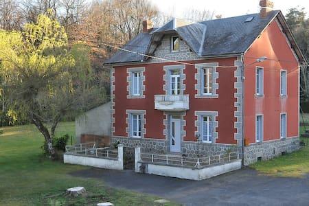 La Clairière aux Sapins - Saint-Hilaire-les-Monges