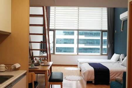 [New open] Hong-dae Private Guest House Duplex - Mapo-gu - Apartamento