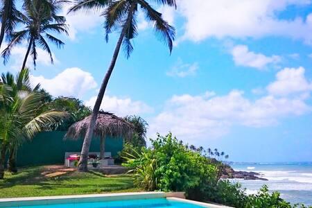 Villa Blue Horizon Sri Lanka service, breakfast - Matara - Villa