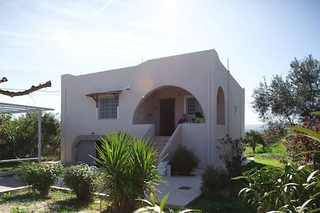 Εξοχική Κατοικία Οικογένειας Μάνου - Velo