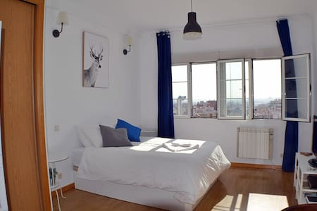 Panoramic charming studio! - Madrid - Loft