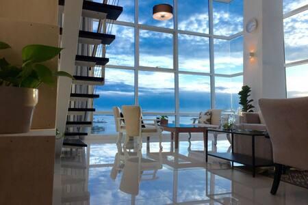 Seafront Scandinavian Home