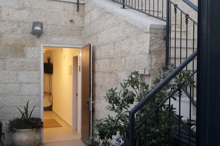 Charming Studio in Jerusalem - Szoba reggelivel