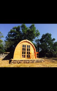 chambre insolite et romantique - Sommerhus/hytte