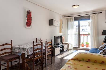 Apartamento de 3 habitaciones! - La Pobla de Farnals - Appartement