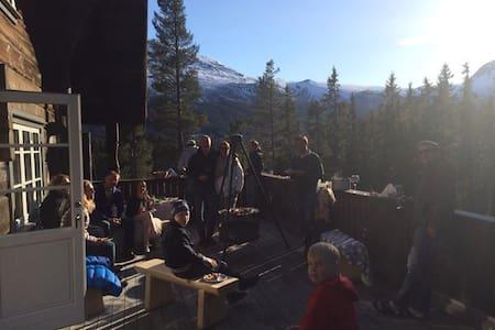 Brudis ski lodge, facebookpage - Hemsedal