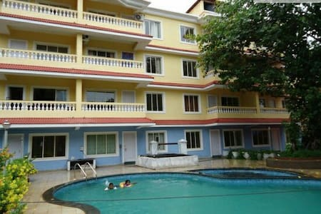 Apartment for rent at Anjuna,GOA - Wohnung