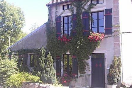Maison Verte, La Bussière sur Ouche - La Bussière-sur-Ouche - Hus