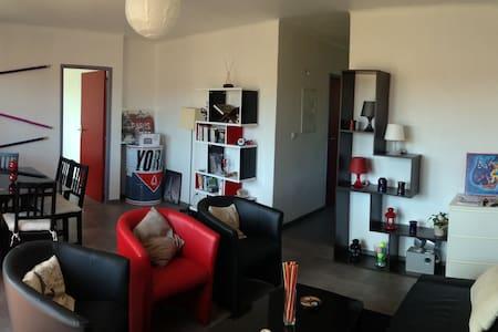 Chambre double dans un appartement de 70m² - Aix-en-Provence