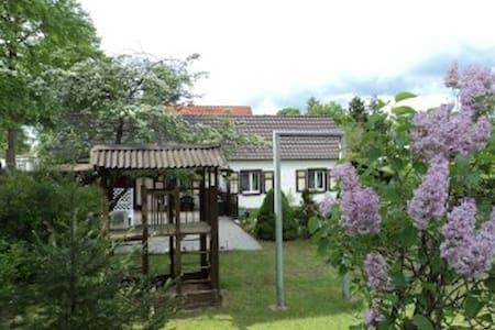 Gemütliches Ferienhaus der Familie Schulz - Casa