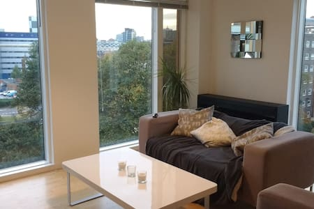 Bright and Modern Double Room with Friendly Host - Leeds - Appartement