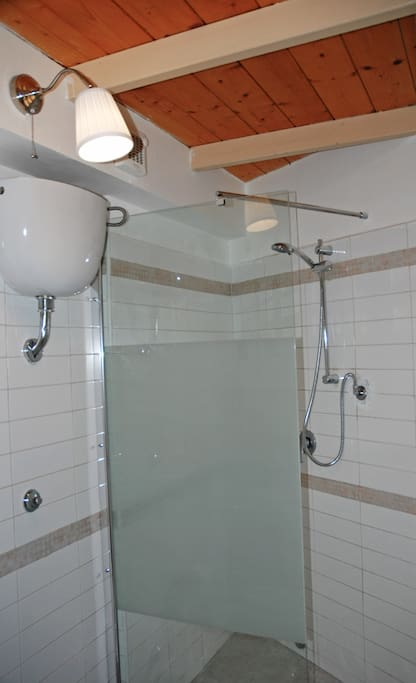 Bagno, doccia