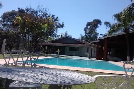 Sítio Paradise Atibaia 1 hora de São Paulo - Estancia Parque de Atibaia - Cabin