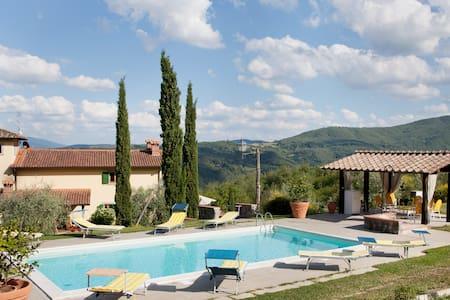 Villa immersa nel verde con piscina - Villa