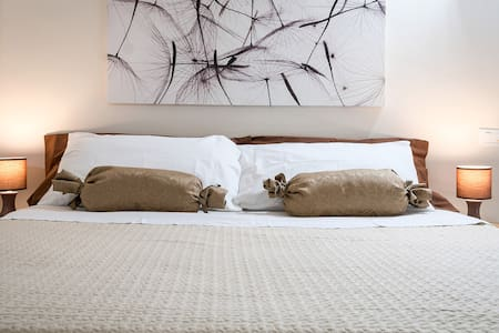 Quattro Canti Brown Luxury - Palermo - Wohnung
