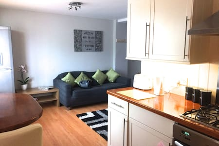 Bright, one bedroom Twickenham flat - Twickenham - Departamento