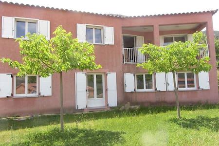 Bas de villa jardin région Ajaccio - Alata