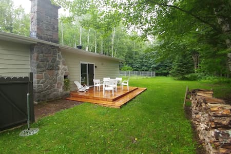 Beautiful 2-Br house - 10 mins from Tremblant - Mont-Tremblant - Casa