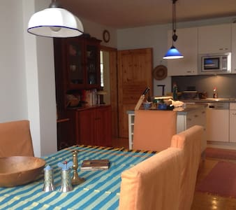 stadtnaher komfortabler Kotten - House