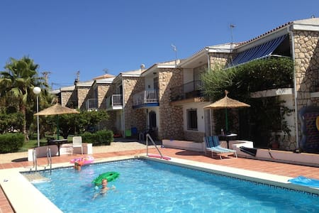 Lovely holiday cottage in Albir - Alicante