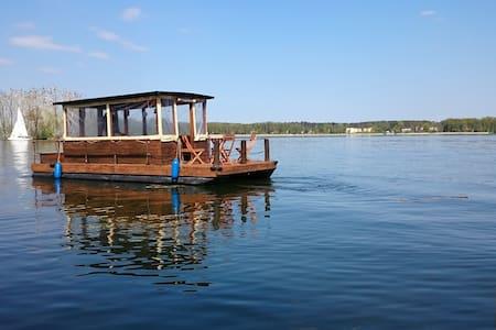 Scharmützelboot - Boat