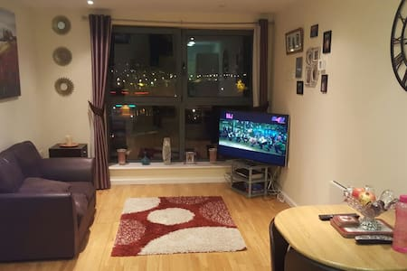 Double Bedroom in Leeds City Centre - Leeds - Appartement