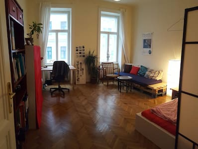 Cozy room in charming Vienna - Wien - Apartment
