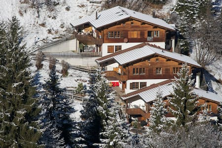 Annapart Chalet 5pers. Adelboden CH - Chalet