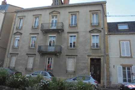 Studio meublé au centre de Paray le Monial - Appartement