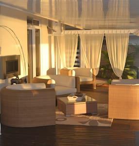 Villa Eden, bed&breakfast, bord de lagon, Moorea - Bed & Breakfast