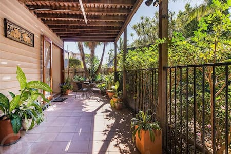 Quiet oasis in self contained unit - Coorparoo - Haus